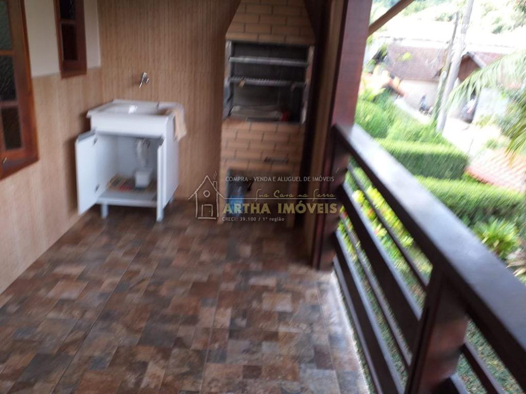 Lumiar alugo apartamento mobiliada com churrasqueira, varanda, 2 quartos, TV e Wi-fi