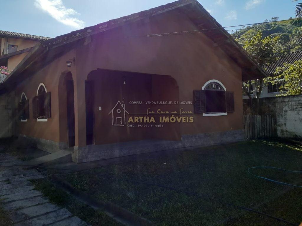 Oportunidade Vendo casa em Lumiar, com 2 quartos, sala cozinha, área de serviço  Localizada em local reservado em rua sem saída
