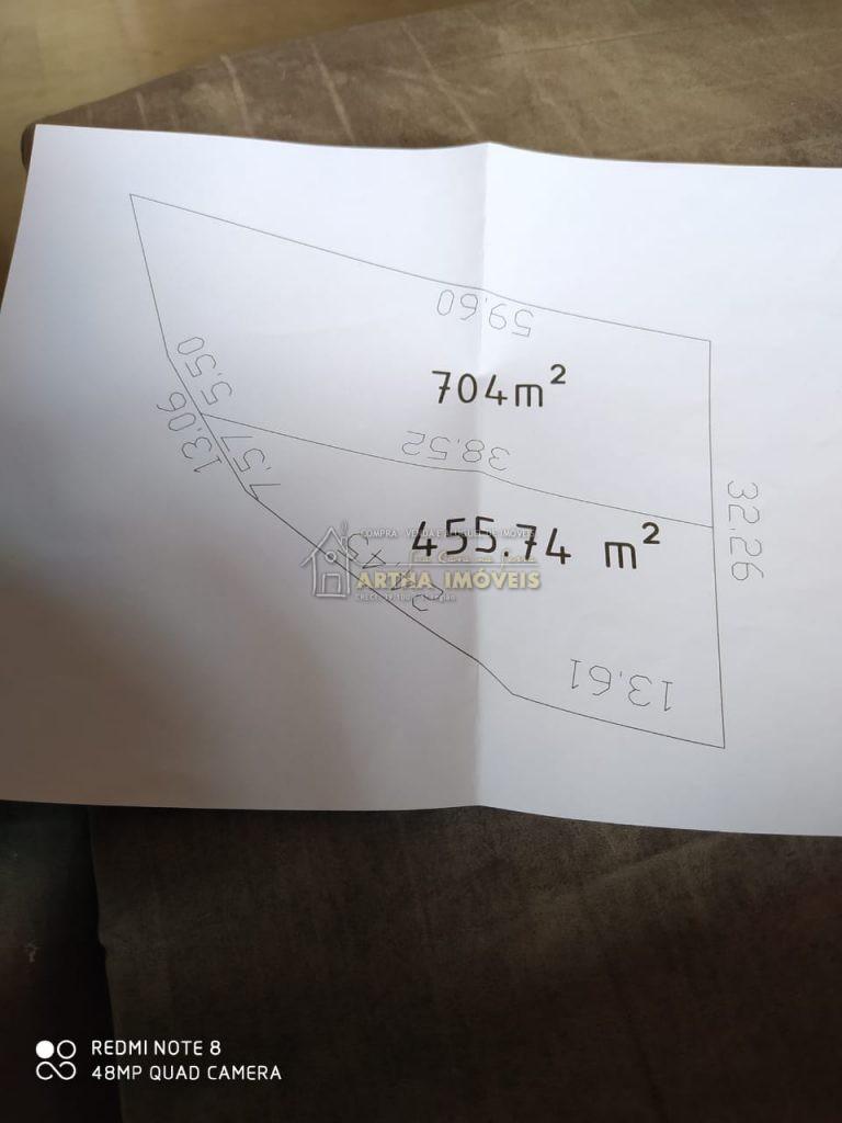 VENDO TERRENO 455M EM LUMIAR COM LINDA VISTA 150 MIL