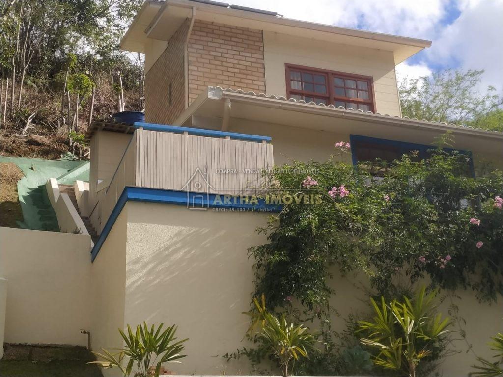 Lumiar temporada casa duplex com banheira, aquecimento solar, pertinho do centro de Lumiar e de poços de rio