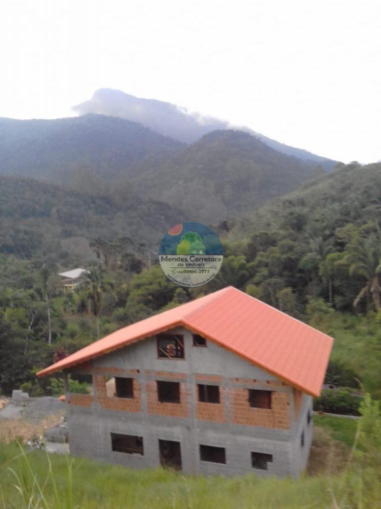 Vendo casa em construção com 220m com 1800m de terreno com linda vista