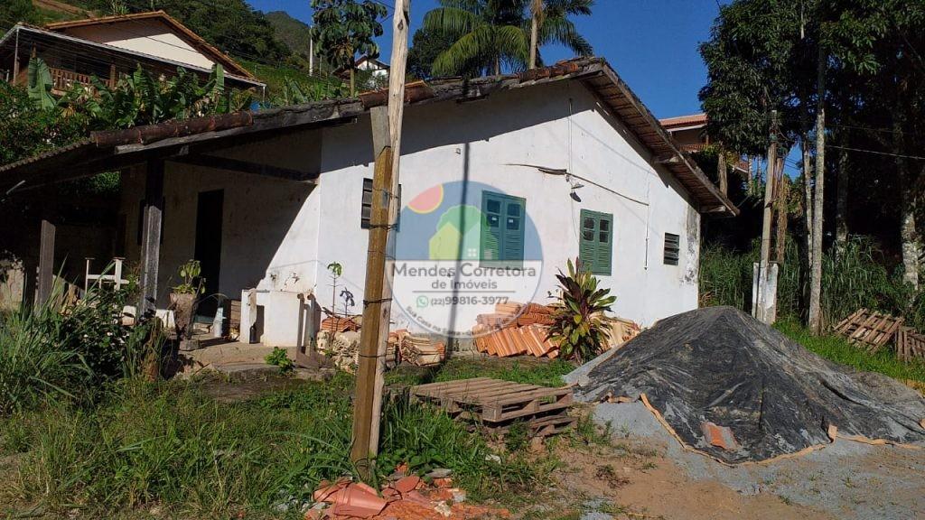 Vendo casa  legalizada com IPTU em São Pedro da Serra 400m terreno valor 300.000