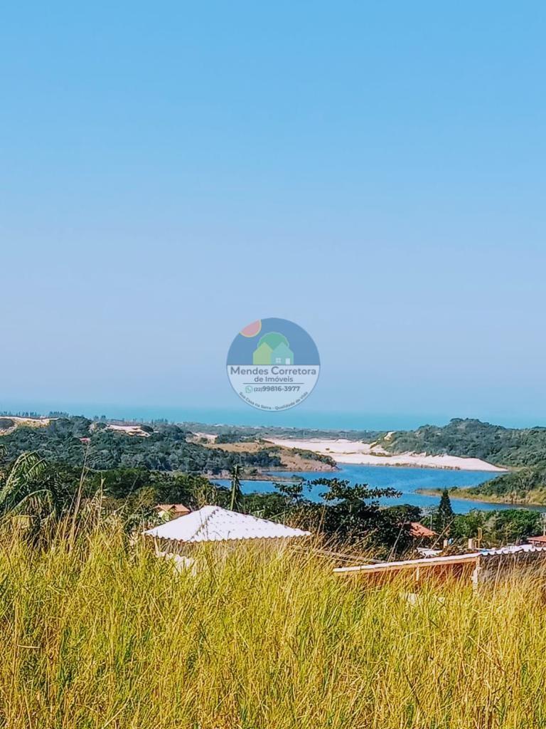 Vendo lindo terreno, Cabo Frio, legalizado, com uma das mais lindas vista da região para contrução residencial ou comercial